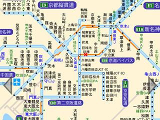 GWの10連休初日の高速は朝から激しい渋滞(4月27日7時40分)