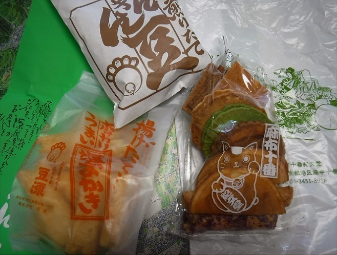 19.5.5 スイカと十番名店お菓子 (10)