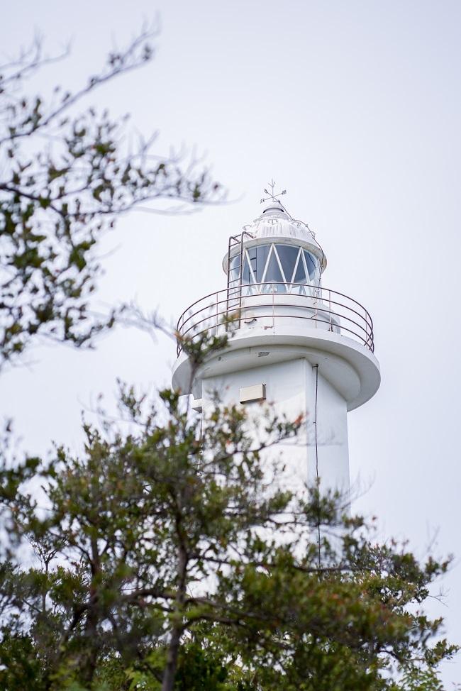 鵜の尾崎灯台
