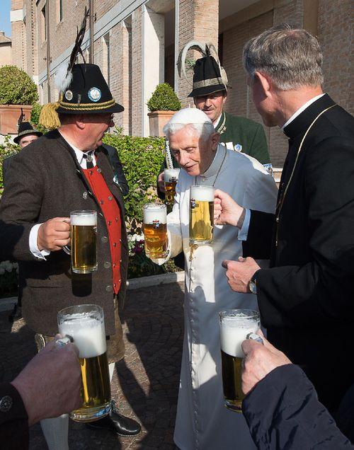 1ローマ教皇Benedict XVI