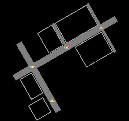 豊田校地図