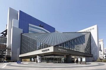 東京芸術劇場写真