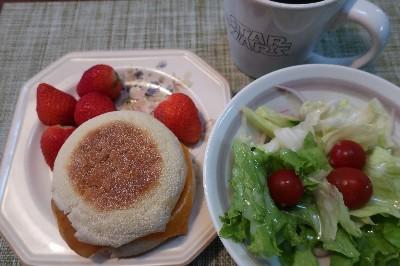 朝食20190507