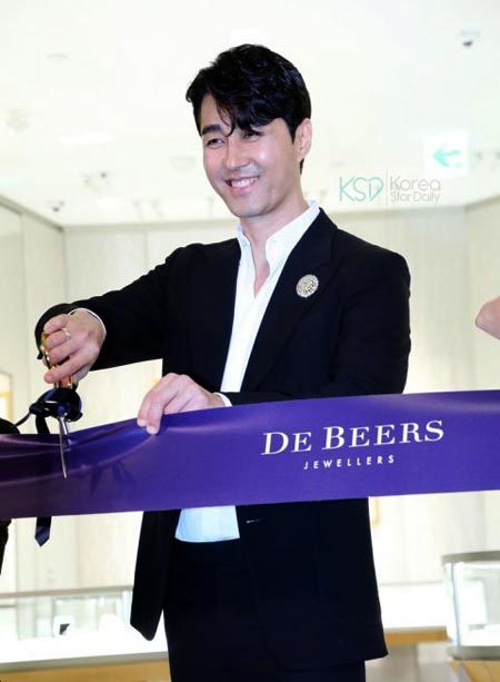 チャスンウォン DeBeers デビアス