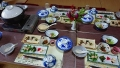 s-利賀の中之屋の山菜料理