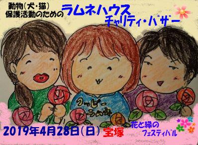 2019 宝塚花と緑のフェスティバル