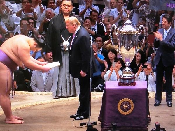 アメリカ大統領杯