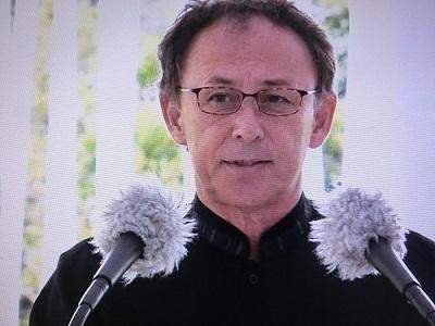 知事の「平和宣言」