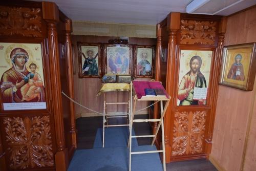 Sedov 礼拝堂