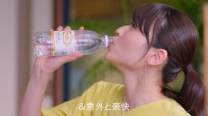 ウィルキンソン タンサン エクストラ CM 「WITH FOOD」編 矢島舞美02