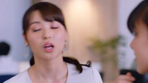 ウィルキンソン タンサン レモン CM 「振り返ると」編 矢島舞美02