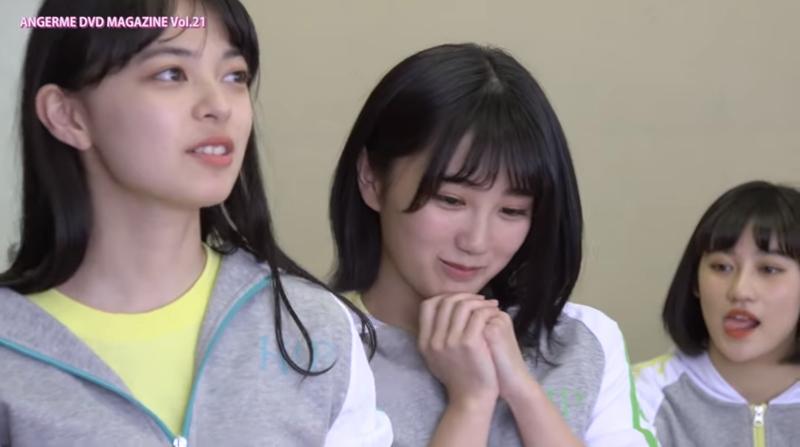 アンジュルム DVD MAGAZINE Vol21 CM17