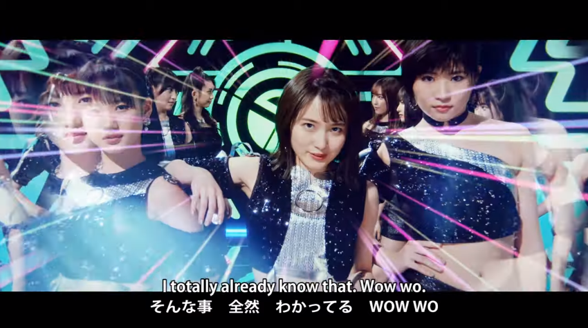 「青春Night」MV11