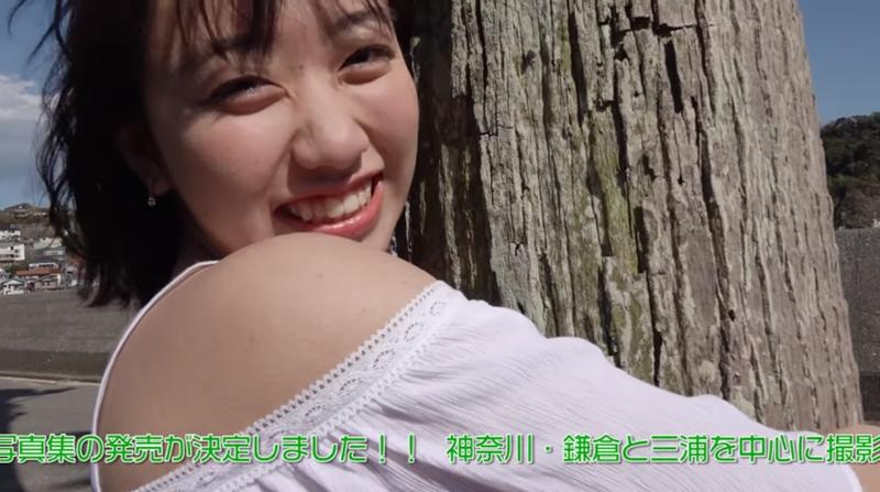 和田桜子ファースト写真集CM03