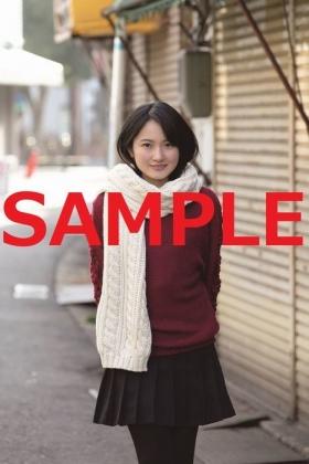 森戸知沙希2nd写真集「Say Cheese!」特典生写真楽天ブックス