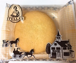 ステラおばさんのバタークッキー