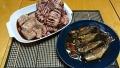 いわしの生姜煮 イカとお豆腐の炊いたん 20190615