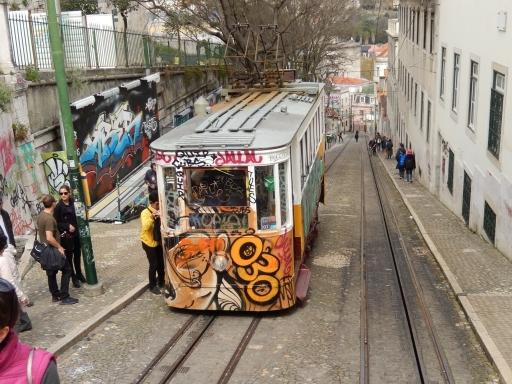 ケーブルカー(リスボン)