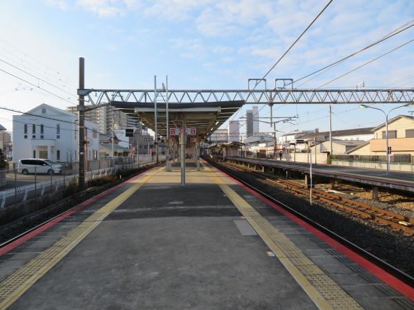 日根野駅3