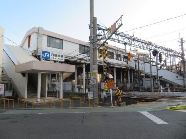 日根野駅2