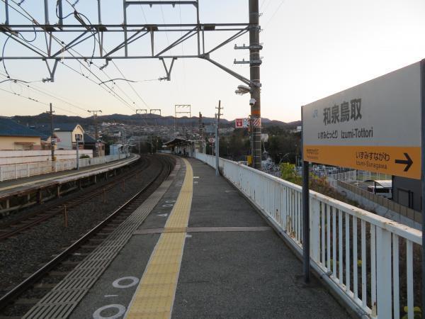 和泉鳥取駅3