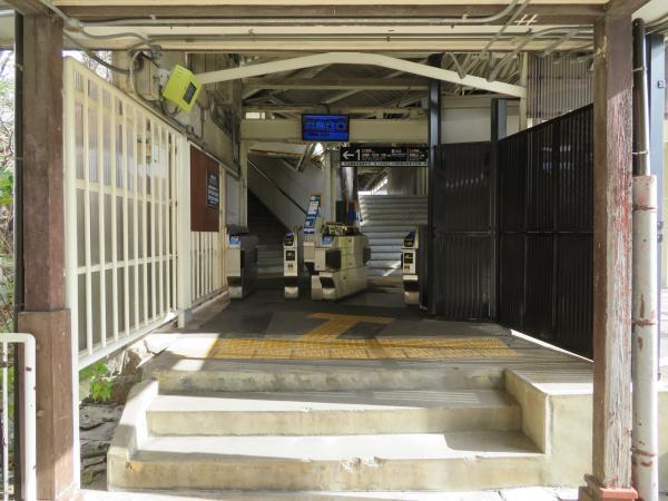 紀伊中ノ島駅3