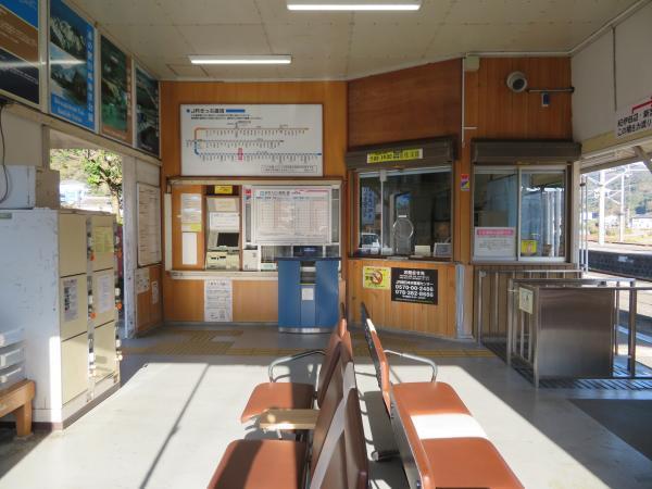 紀伊由良駅2