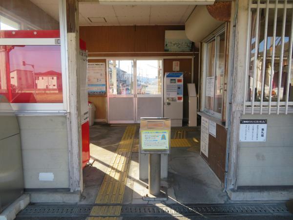 紀伊内原駅2
