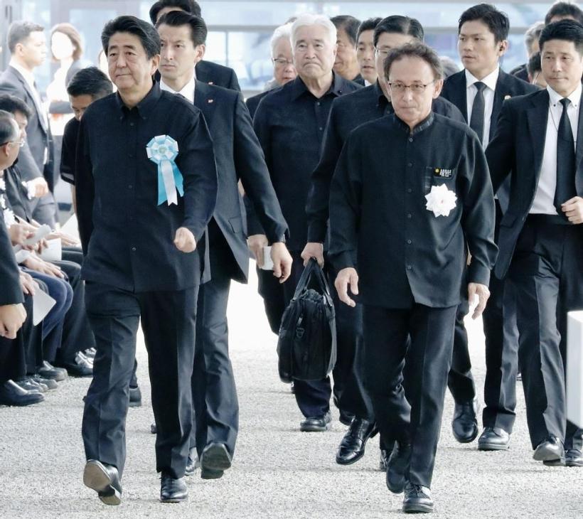 令和元年沖縄慰霊の日