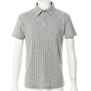 2019春夏メンズポロシャツ 激安半袖変形ジャガード2