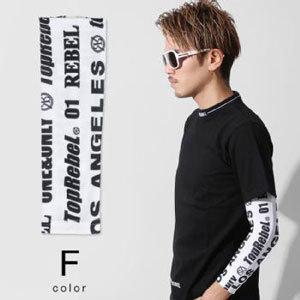 アームカバー おしゃれ メンズファッション2
