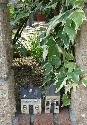 庭の小物①