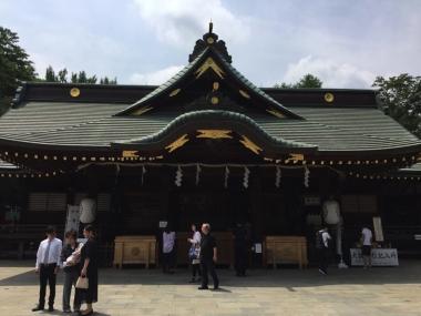 大国魂神社 (3) copy