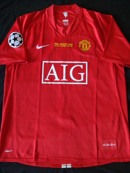 07/08 MANCHESTER UNITED (H)