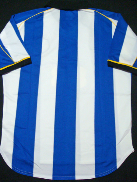 00/01 SHEFFIELD WEDNESDAY (H)