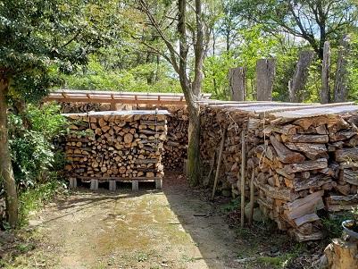 薪小屋ー4