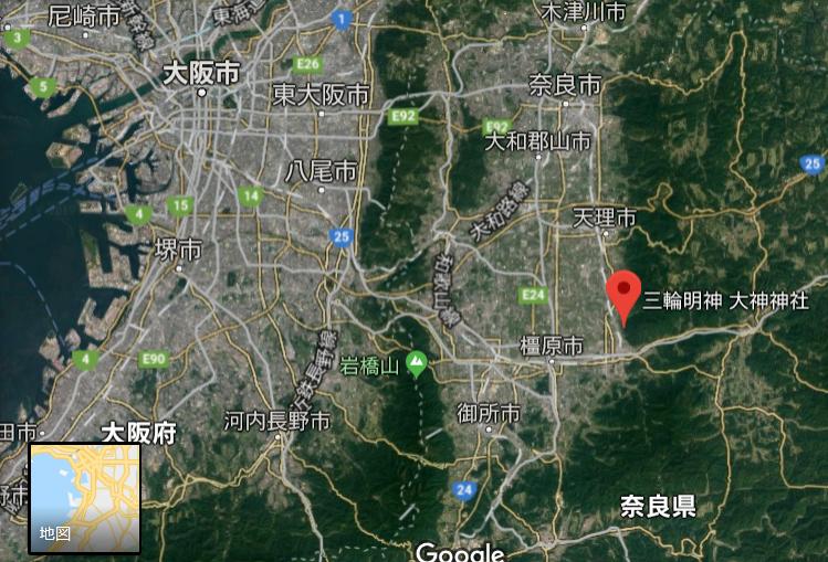 大神神社 (2)
