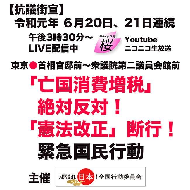 抗議街宣 2019-06 650