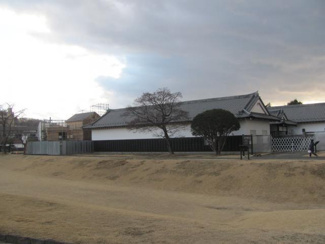 小峰城ガイダンス施設A