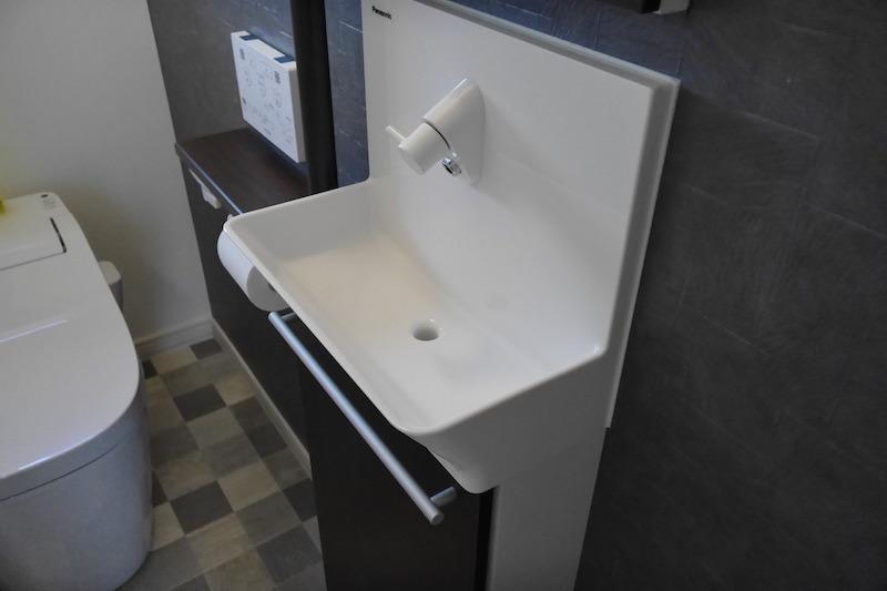 トイレの水まわりコーティング〜柏市〜