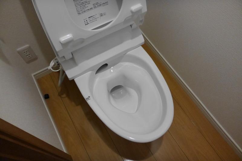 トイレの水廻りコーティング〜港北区〜