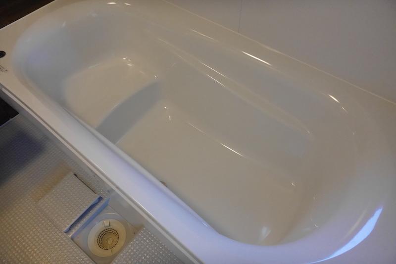 浴槽・バスタブの水回りコーティング〜港北区〜