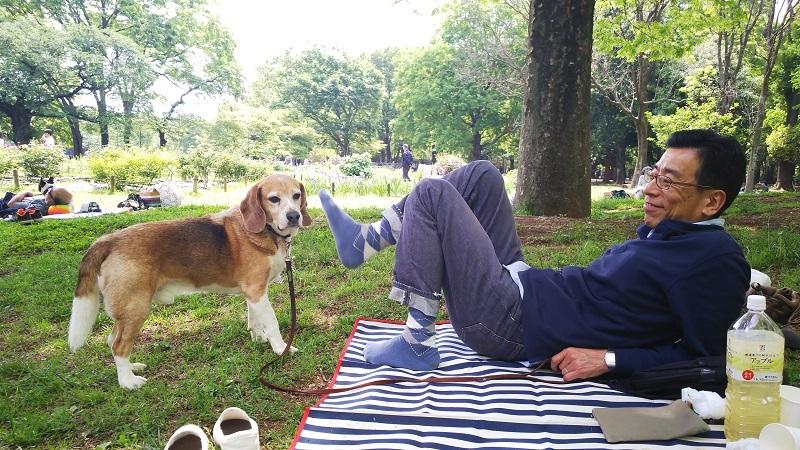 20190504代々木公園ピクニック