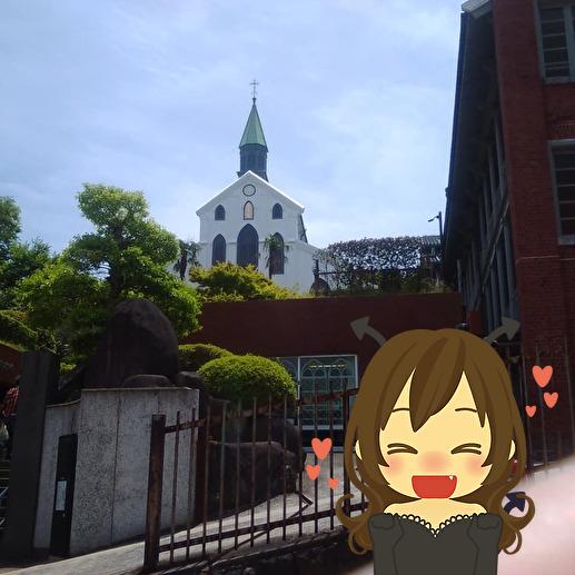大浦天主堂外観