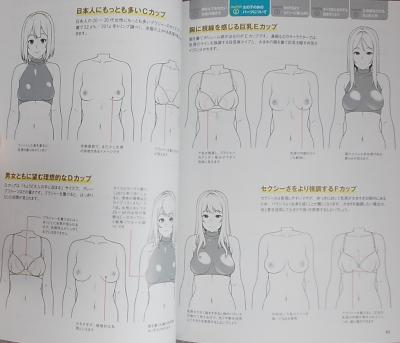 セクシーに魅せる! 女の子の人体パーツの描き方 (4)