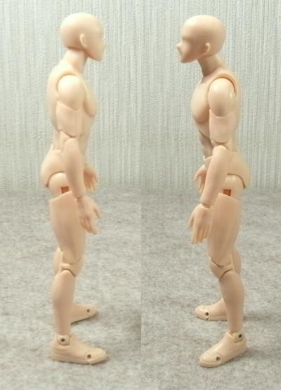 フィギュアーツボディくん男 (4)