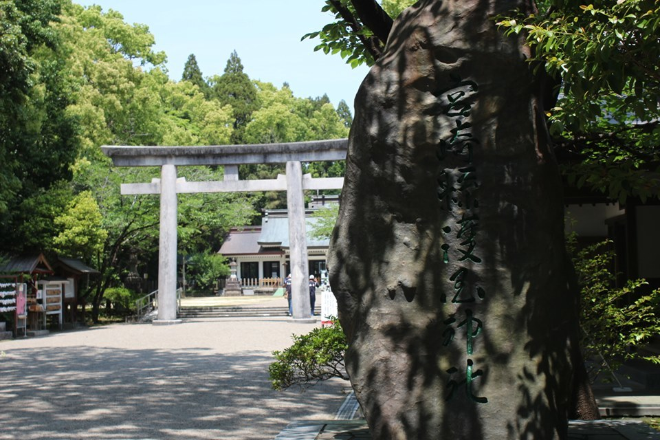 令和元年5月4日 宮崎県護国神社