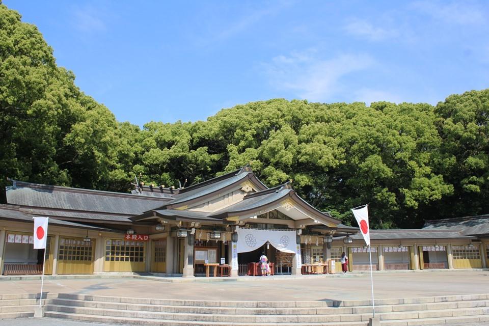 令和元年5月5日 福岡県護国神社