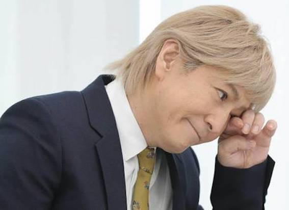 小室哲哉氏 引退会見