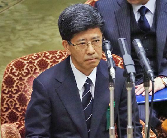 佐川宣寿前国税庁長官に証人喚問